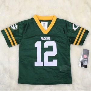 Other - NFL Green Bay Packers Aaron Rodgers Jersey 4T 3X